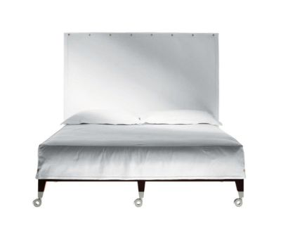 Neoz double bed by Driade