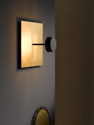 Nest wall lamp by Anta Leuchten