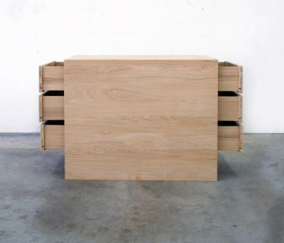 NF 72T Container with drawers by editionformform