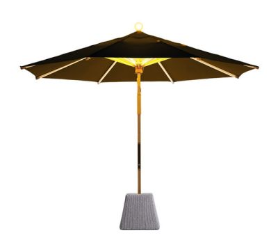 NI Parasol 300 Sunbrella by FOXCAT Design Limited
