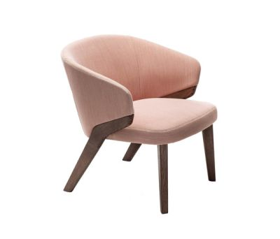 Nora Lounge chair by Bross