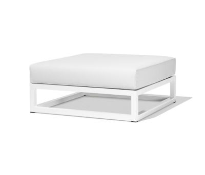 Nude footstool module by Bivaq
