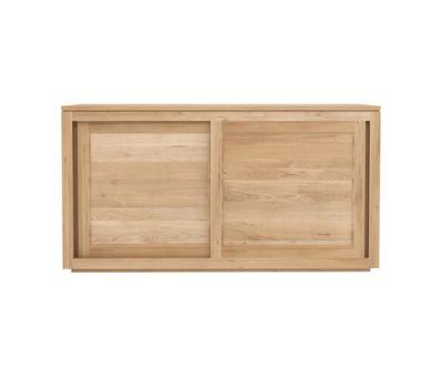 Oak Pure sideboard 150 x 47 x 80 cm