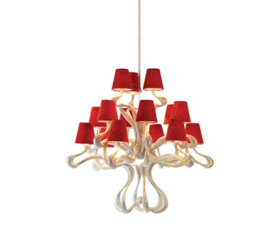 ODE1647 Chandelier by Jacco Maris