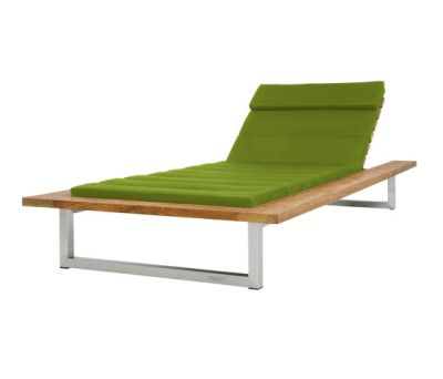 Oko single lounger by Mamagreen