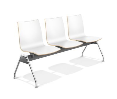 Onyx Beam Seating 2444/99 by Casala