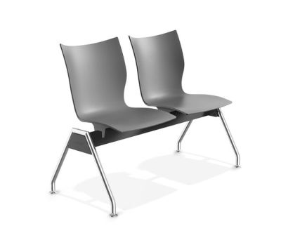 Onyx Beam Seating 3420/99/2 by Casala