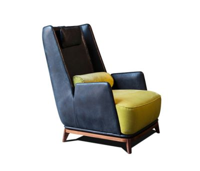Opera 430 Armchair by Vibieffe