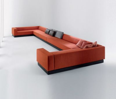 Orchestra System | Sofa Rondo by Laurameroni