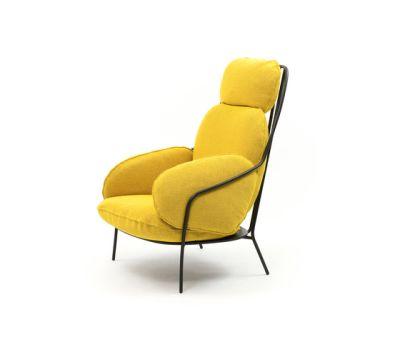 Paffuta Chair by Discipline