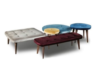Pancake 9300 Bench by Vibieffe
