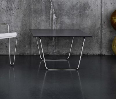 Panton Bachelor Table | black oak by Montana Møbler