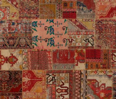 Patchwork classic by GOLRAN 1898