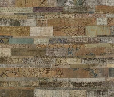 Patchwork Restyled grey by GOLRAN 1898