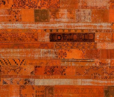 Patchwork Restyled orange by GOLRAN 1898