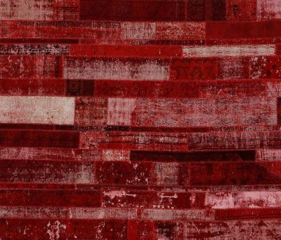 Patchwork Restyled red by GOLRAN 1898
