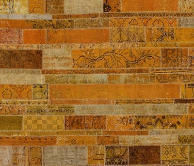 Patchwork Restyled yellow by GOLRAN 1898