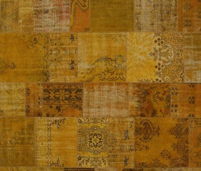 Patchwork yellow by GOLRAN 1898