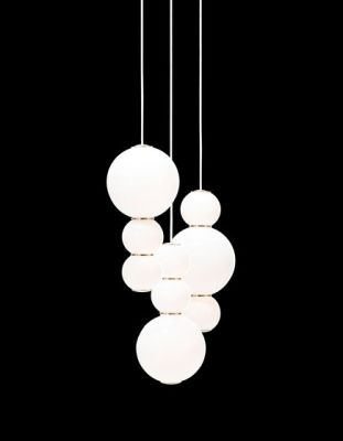 Pearls Chandalier 3 - ACD by Formagenda