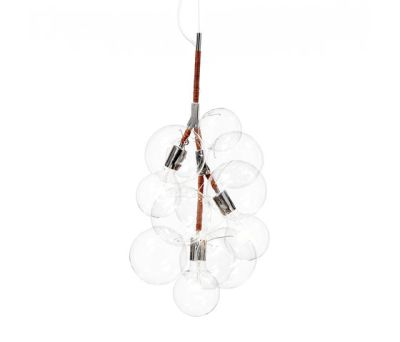 Pendant Bubble Chandelier by PELLE