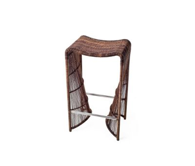 Pigalle Barstool by Kenneth Cobonpue