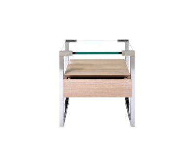 Pioneer T53L Side table by Ghyczy