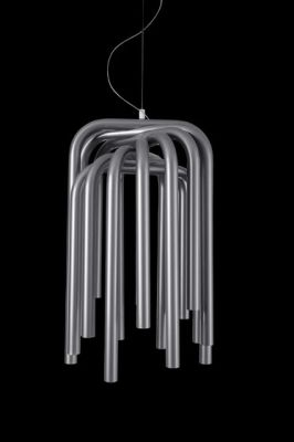PIPES Suspended lamp by Karboxx