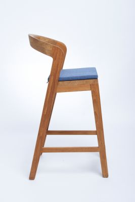 Play Barstool Low – A Grade Teak by Wildspirit