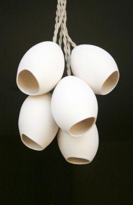 Porcelain Cluster | 6 Piece by Farrah Sit