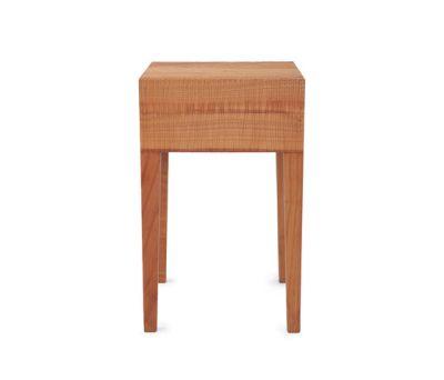Quiet Table   Stool by Zanat