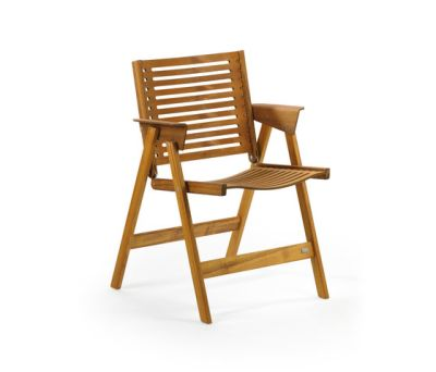 Rex Chair teak by Rex Kralj