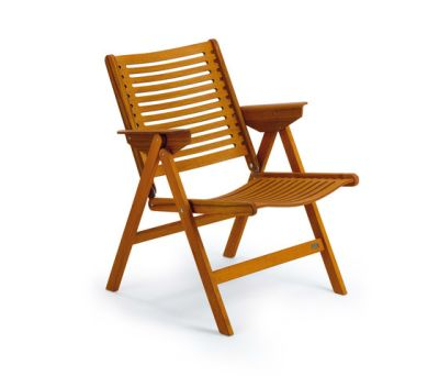Rex Lounge Chair teak by Rex Kralj