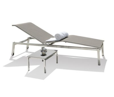 Roxy Sun lounger adjustable by Rausch Classics