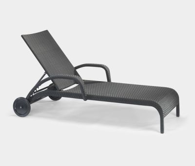Saint Tropez deck chair by Lambert
