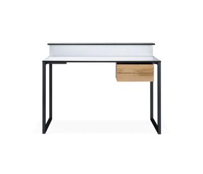 SC 06 Desk | HPL | HPL-Wood by Janua / Christian Seisenberger