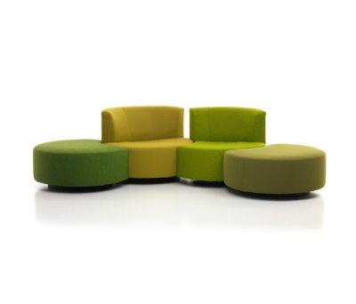 Sedutalonga | modular elements by Mussi Italy