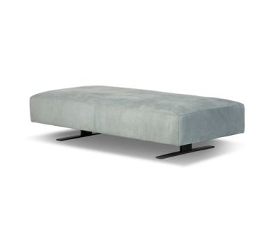 Settee footstool by Linteloo