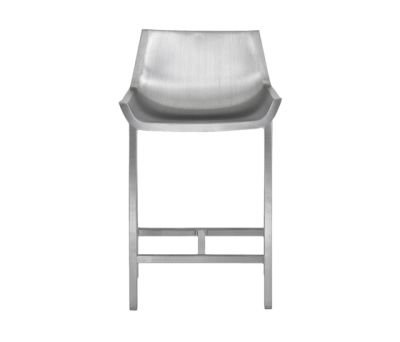Sezz Counter Stool Hand Brushed