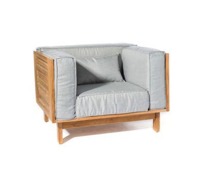 Skanör lounge chair by Skargaarden