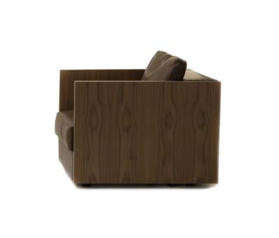 Sofa So Wood | armchair by Mussi Italy