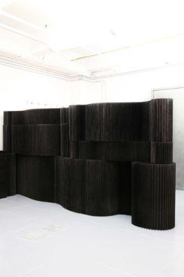 softblock   black textile by molo