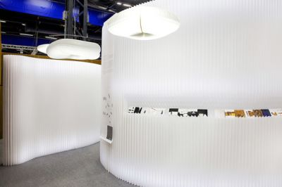 softwall   modified textile by molo