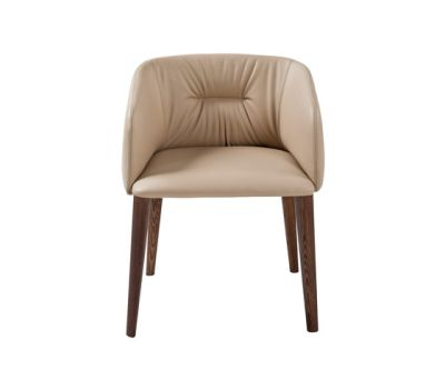 Sofy Monomaterial armchair by Frag