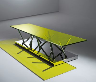 Sottsass | Low table SA 01 by Laurameroni