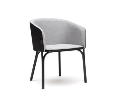 Split Armchair by TON