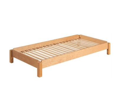 stacking bed beech DBF-156-01 by De Breuyn