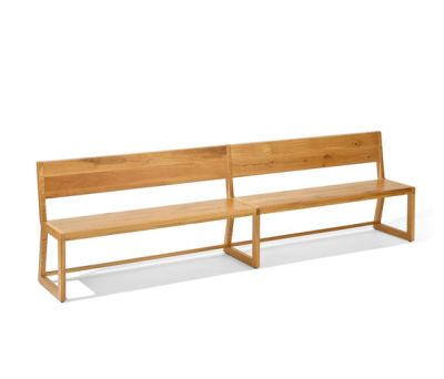 Stijl bench by Lampert