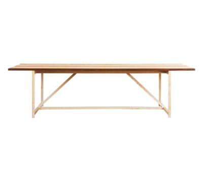 Stripe 8 Table by BassamFellows