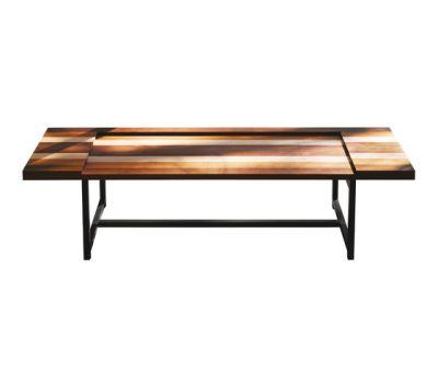 Stripe Bench by BassamFellows