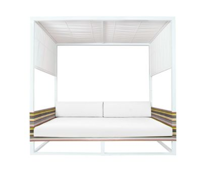 Stripe daybed by Mamagreen